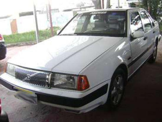 Volvo 460 turbo 1992 em Clássicos e Antigos, Curitiba